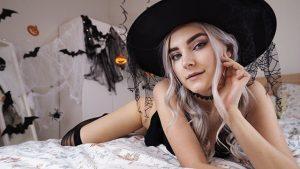 ดูหนังโป๊ออนไลน์ Porn xxx Jav Av Cute Horny Witch Gets Facial and Swallows Cum – Eva Elfieสวิงกิ้ง