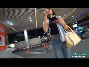 ดูหนังโป๊ออนไลน์ Porn xxx Jav Av TukTukPatrol Sweet Thai Stranger Fantasy Birthday Sexยืนเย็ด